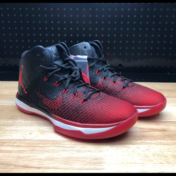 buy online a2db3 66abf Men s Nike Air Jordan 31 XXXI Banned Bred sz 10.5